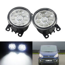9 LED Nebelscheinwerfer Tagfahrlicht für Ford Transit MK7 MK8 Focus Fiesta C-MAX