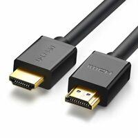 Ugreen HDMI Kabel 4K 30 Hz 3D 10 Meter Stecker Verbinder Hohe Geschwindigkeit TV