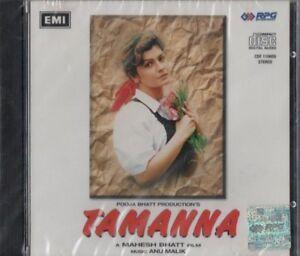 TAMANNA + HITS OF 1996 - BOLLYWOOD / HINDI AUDIO CD MADE IN UK