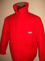vintage austria 80`s HASEGG JACKE skijacke winter anorak jacket blouson 46 M/L
