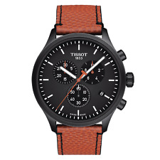 New Tissot Chrono XL NBA Special Edition Black Dial Men Watch T116.617.36.051.12