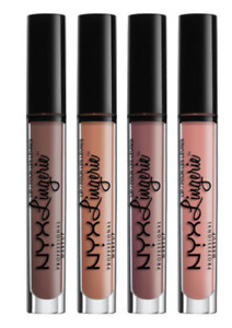 NYX Lip Lingerie Liquid Lipstick, Matte. Choose Your Color ~ NEW