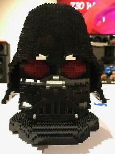 Darth Vader Star Wars,2863pcs, 20.5cm