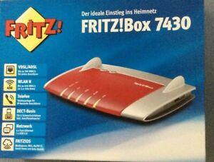 Fritz!Box 7430 -  funktionsfähig