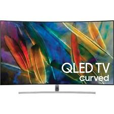 "Samsung QN65Q7C 65"" Class Smart Curved QLED 4K Quantum Dot TV With Wi-Fi"