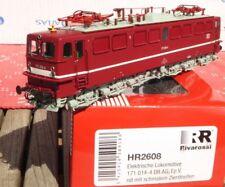 Rivarossi HR 2608 E-Lok BR 171 014-4 DB AG EP 5./6 rübelandbahn, con DSS , PVP