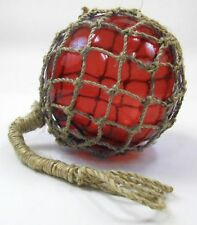 Decorative Buoys In Collectible Nautical Decor For Sale Ebay