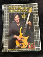 Mel Bay's Bunny Brunel's Bass Secrets for Advanced Players, 1995 Spiral Bound