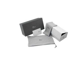 Chrstian Dior Sunglases Case Cloth Eyeglasses Box