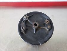 1983 Husqvarna WR430 WR 430 WR500 WR 500 front brake hub panel drum shoes