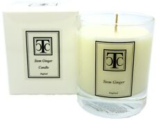 TCC Stem Ginger Scented Candle 30 hour