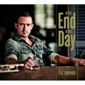 "TILL BRÖNNER ""AT THE END OF THE DAY"" CD NEW+"