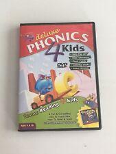 Deluxe Phonics 4 Kids Computer Program