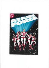 ATARI FORCE #1  [1982 VG+]  ATARI VIDEO GAME GIVEAWAY COMIC!