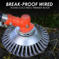 Break-Proof Wired Round Edge Weed Trimmer Blade - [HOT SALE !!!]