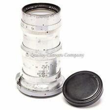 KIEV CONTAX RF Jupiter 11 135mm (13.5cm) f/4 (KMOZ) GREAT OPTICS FUNKY SOVIET!