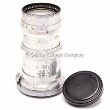 KIEV/CONTAX RF Jupiter 11 135mm (13.5cm) f/4 (KMOZ) GREAT OPTICS FUNKY SOVIET!