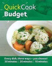 Quick Cook Budget Meals (Hamlyn Quickcook)