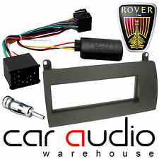 Rover 75 Single Din Car Stereo Fascia Panel & Steering Wheel Interface CT24RO01