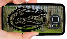 FLORIDA GATORS PHONE CASE FOR SAMSUNG NOTE & GALAXY S3 S4 S5 S6 S7 EDGE S8 S9 +