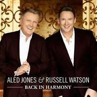 Aled Jones And Russell Watson - Back In Harmony (NEW CD)