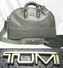 Tumi トゥミ 99145 BedFord Leather Duffel Carry On Bag Weekender Men Women Gift NEW