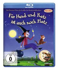 Blu-ray * FÜR HUND UND KATZ IST AUCH NOCH PLATZ # NEU OVP $