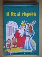 Il re si risposaHellmann-Hurpoil Odile sfogliandoli illustrato fiabe bambini