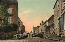 Old Hill - Tettenhall - WOLVERHAMPTON Street Scene 1905 Original Postcard (2.09)