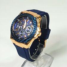 Guess Legacy Blue Dial Men's Watch W1049G2