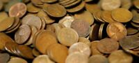 ✯18 LB POUND  WHEAT CENTS LINCOLN PENNIES✯ COINS LOT✯1909-58✯