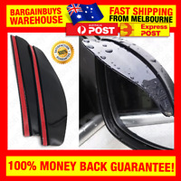 Car Rear View Mirror Rain Guard Side Mirrors Sun Shade