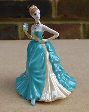 Coalport belle del ballo Figurina in miniatura