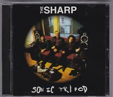 The Sharp - Sonic Tripod - CD (east west)