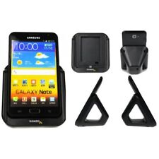 DONZO USB Dockingstation für Samsung Galaxy Note N7000 / GT-I9220 + Akkufach
