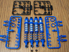 4 Axial RR10 Bomber King Aluminum Shocks Front & Rear Suspension Springs AX90048