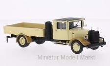#18327 - Premium ClassiXXs Mercedes lo 2750 legno CARBURATORE-Beige - 1940 - 1:43