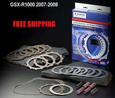 SUZUKI GSX-R1000 GSXR 1000 GIXXR 2007-2008 OEM FACTORY COMPLETE CLUTCH KIT NEW
