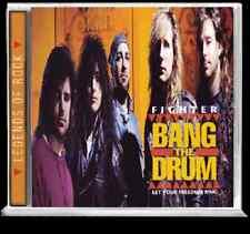 FIGHTER - Bang the Drum (NEW*US WHITE HARD ROCK/AOR+ 3 BONUS*GIANT*D.LEPPARD)