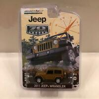 Greenlight 2011 Jeep Wrangler 70th Anniversary Limited Edition L7