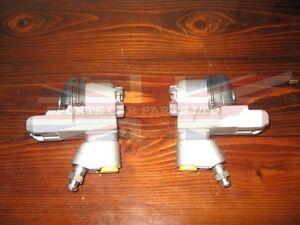 Pair New Triumph TR4 TR4A TR250 Rear Wheel Cylinders TR6 1969-1976