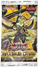 Maximum Crisis Individual Yu-Gi-Oh! Cards in English
