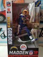 McFarlane NFL Madden 18 Series 1 Melvin Gordon Debut Figure