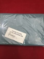 NEW LOT OF 4 UNICOR Green Bed Sheets 72x106