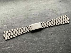 Vintage Omega 1170 Bracelet with No end links 22mm - 16 Genuine