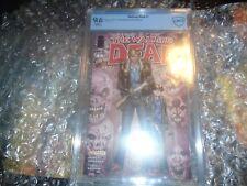 The Walking Dead #1 CBCS 9.6 Not CGC Amazing Arizona Con Exclusive