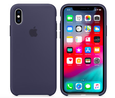 For Apple iPhone XS ORIGINAL Silicone Case - APPLE ORIGINAL OFFICIAL Protective