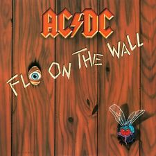 AC/DC Fly on the Wall BANNER HUGE 4X4 Ft Fabric Poster Tapestry Flag album art