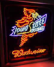 Iowa State Cyclones BEER Bar Bistro Pub Restaurant Boutique Neon Sign Light