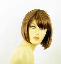 short wig for women brown copper wick light blonde REF MAIA 6BT27B PERUK
